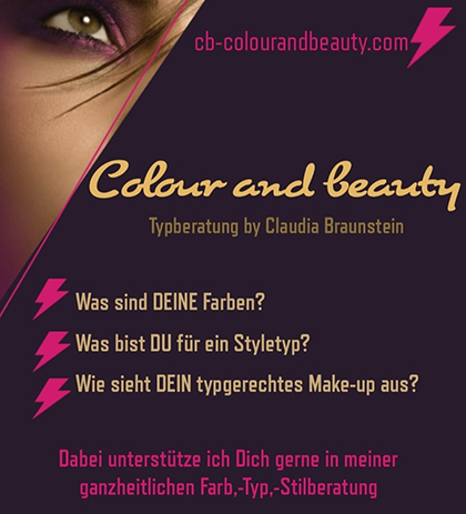 Ganzheitliche Farb Typ Stilberatung - Makeup Colour and beauty